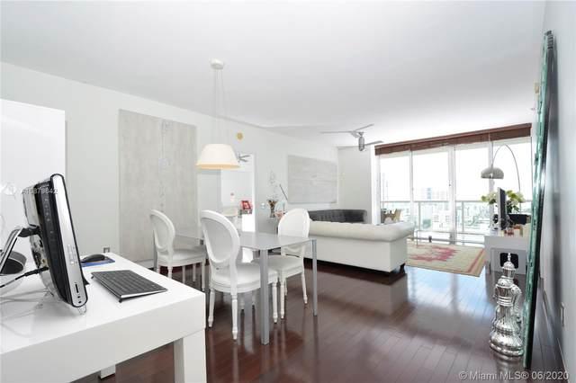 450 Alton Rd #2006, Miami Beach, FL 33139 (MLS #A10879642) :: Green Realty Properties