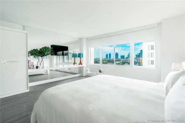 1100 West Ave #1403, Miami Beach, FL 33139 (MLS #A10879711) :: Berkshire Hathaway HomeServices EWM Realty