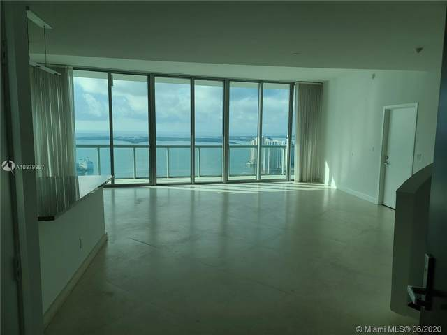 888 Biscayne Blvd #5507, Miami, FL 33132 (MLS #A10879857) :: Re/Max PowerPro Realty
