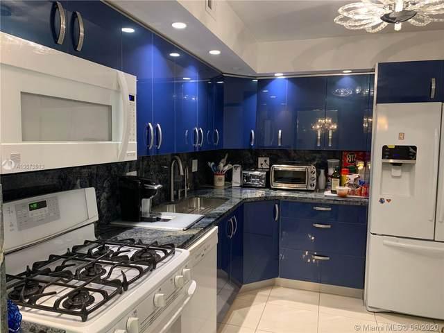 2030 S Ocean Dr #605, Hallandale Beach, FL 33009 (MLS #A10879913) :: Castelli Real Estate Services