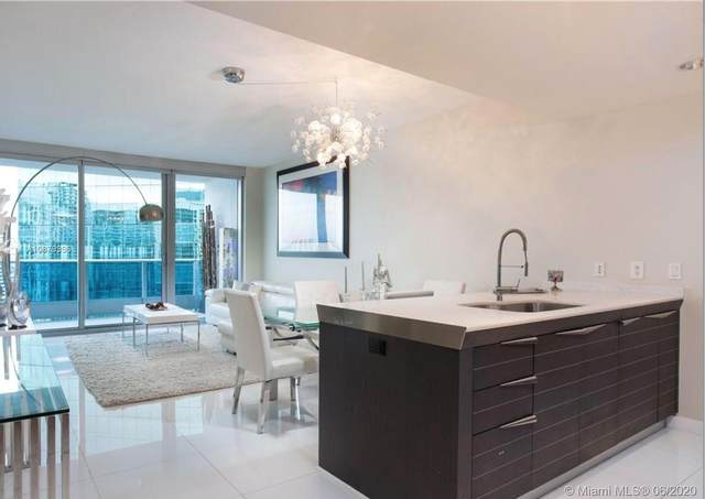 200 Biscayne Boulevard Way #3209, Miami, FL 33131 (MLS #A10879996) :: Prestige Realty Group