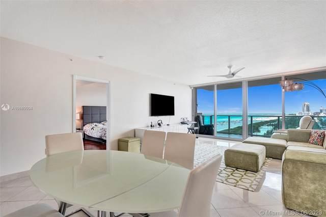 1455 Ocean Dr #1203, Miami Beach, FL 33139 (MLS #A10880004) :: The Riley Smith Group