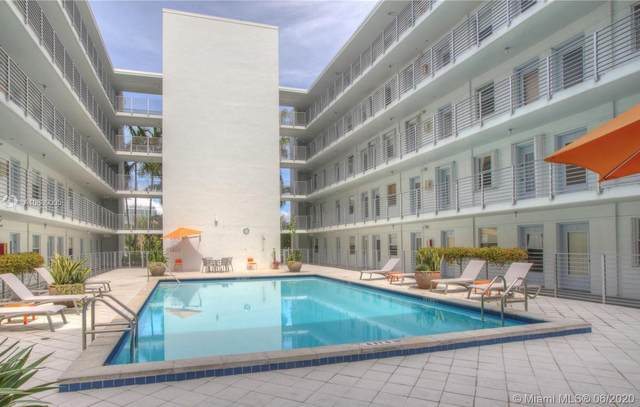 1545 Euclid Ave 2L, Miami Beach, FL 33139 (MLS #A10880005) :: The Teri Arbogast Team at Keller Williams Partners SW