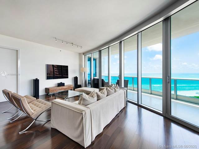 5959 Collins Ave #1502, Miami Beach, FL 33140 (MLS #A10880059) :: ONE Sotheby's International Realty