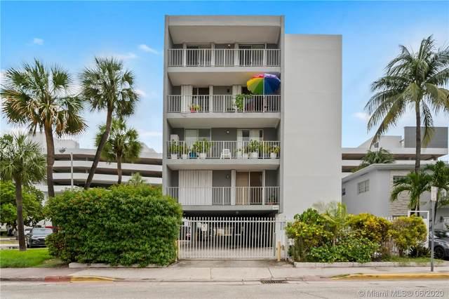 1615 West Ave #402, Miami Beach, FL 33139 (MLS #A10880261) :: Berkshire Hathaway HomeServices EWM Realty