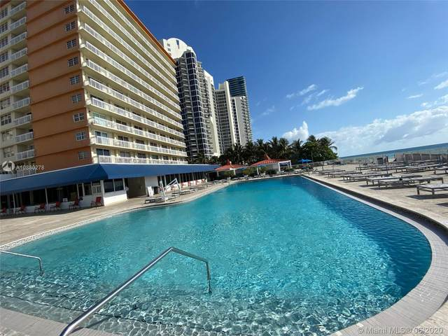 19201 Collins Ave #522, Sunny Isles Beach, FL 33160 (MLS #A10880278) :: Grove Properties