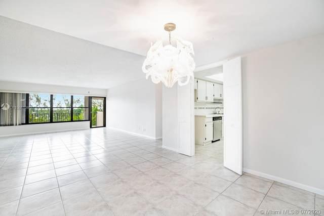 3200 N Port Royale Dr N #608, Fort Lauderdale, FL 33308 (MLS #A10880280) :: Berkshire Hathaway HomeServices EWM Realty