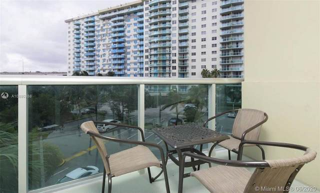 19380 Collins Ave #325, Sunny Isles Beach, FL 33160 (MLS #A10880288) :: United Realty Group