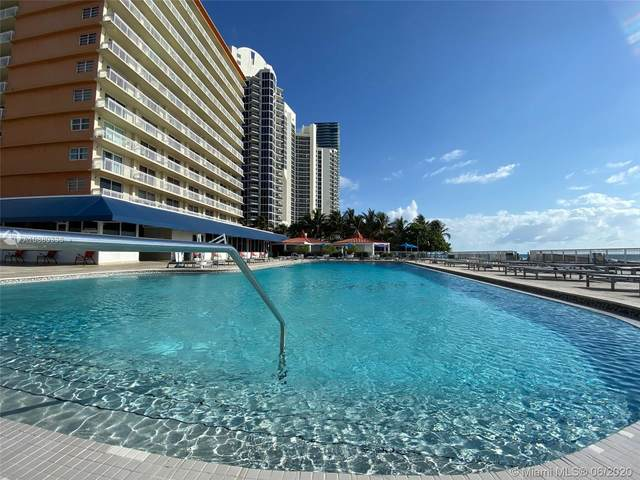 19201 Collins Ave #643, Sunny Isles Beach, FL 33160 (MLS #A10880336) :: Grove Properties