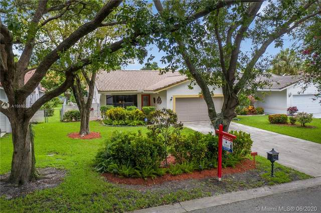 1420 NW 97th Ave, Coral Springs, FL 33071 (MLS #A10880340) :: Berkshire Hathaway HomeServices EWM Realty