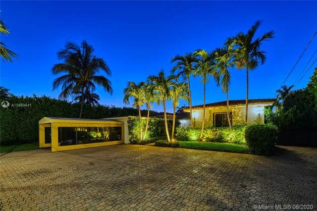 857 N Shore Dr, Miami Beach, FL 33141 (MLS #A10880441) :: The Riley Smith Group