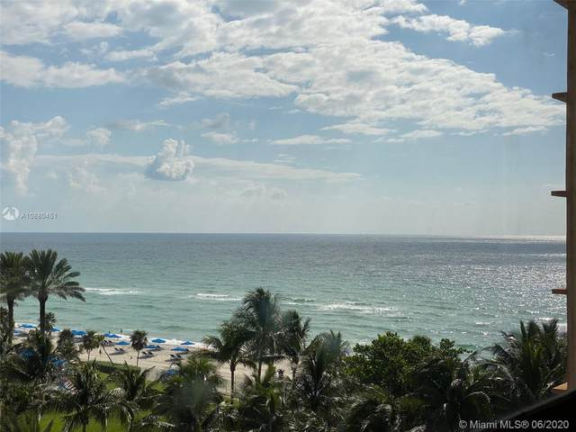19201 Collins Ave #127, Sunny Isles Beach, FL 33160 (MLS #A10880451) :: Grove Properties