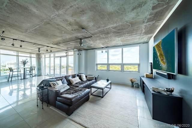 3250 NE 1st Ave #815, Miami, FL 33137 (MLS #A10880559) :: ONE Sotheby's International Realty