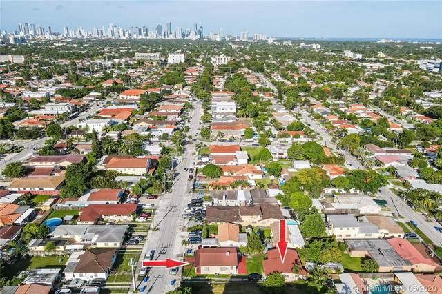 3162 SW 18th St, Miami, FL 33145 (MLS #A10880623) :: Berkshire Hathaway HomeServices EWM Realty