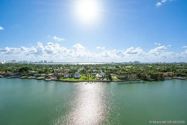 5500 Collins Ave #1203, Miami Beach, FL 33140 (MLS #A10880698) :: Berkshire Hathaway HomeServices EWM Realty