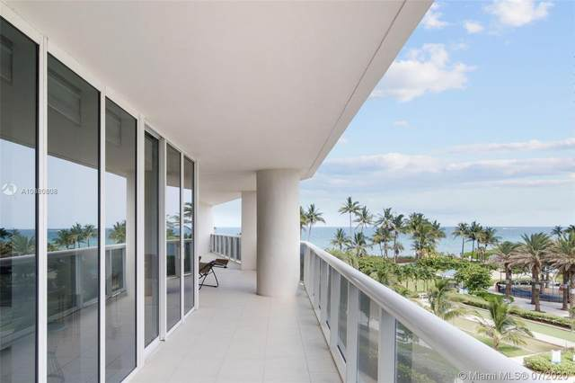 1850 S Ocean Dr #405, Hallandale Beach, FL 33009 (MLS #A10880808) :: ONE Sotheby's International Realty