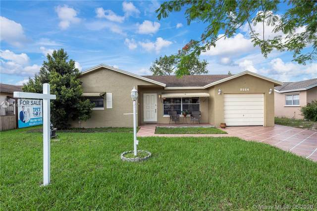 8884 SW 6th St, Boca Raton, FL 33433 (MLS #A10880881) :: Berkshire Hathaway HomeServices EWM Realty