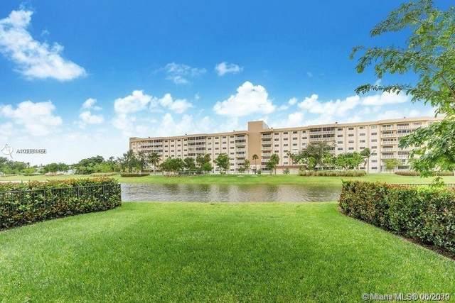 800 NE 195th St #417, Miami, FL 33179 (MLS #A10881156) :: Berkshire Hathaway HomeServices EWM Realty
