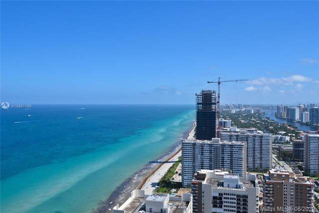 1850 S Ocean Dr #4302, Hallandale Beach, FL 33009 (MLS #A10881165) :: The Teri Arbogast Team at Keller Williams Partners SW