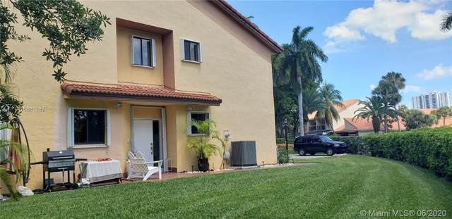 21375 Marina Cove Cir 11-A, Aventura, FL 33180 (MLS #A10881167) :: Green Realty Properties