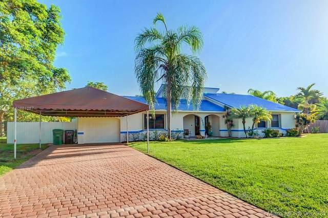 16501 SW 277 Street, Homestead, FL 33031 (MLS #A10881287) :: Prestige Realty Group