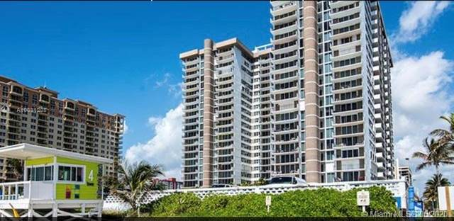2030 S Ocean Dr #802, Hallandale Beach, FL 33009 (MLS #A10881288) :: Prestige Realty Group