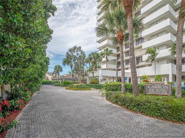 4600 S Ocean Blvd #301, Highland Beach, FL 33487 (MLS #A10881310) :: ONE Sotheby's International Realty