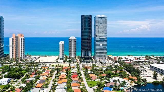 18671 Collins Ave #804, Sunny Isles Beach, FL 33160 (MLS #A10881405) :: Berkshire Hathaway HomeServices EWM Realty