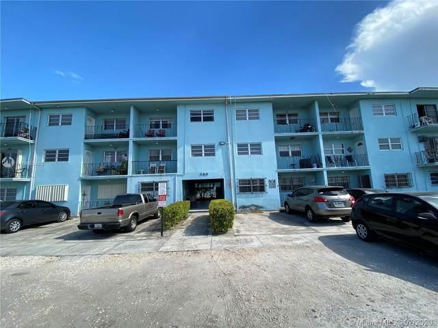 380 E 35th St #2124, Hialeah, FL 33013 (MLS #A10881463) :: Berkshire Hathaway HomeServices EWM Realty