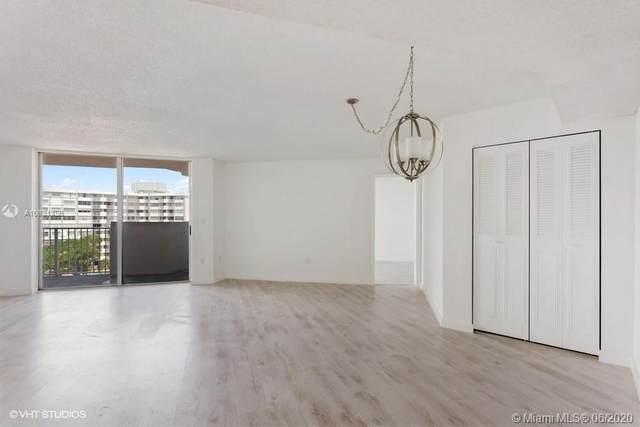 1300 NE Miami Gardens Dr 715E, Miami, FL 33179 (MLS #A10881496) :: Carole Smith Real Estate Team