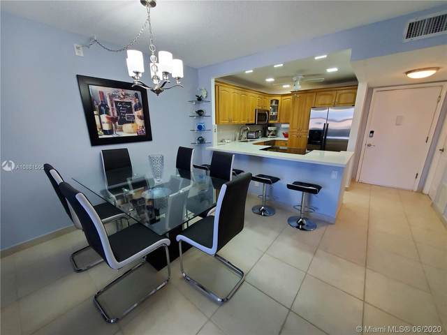 1849 S Ocean Dr #1203, Hallandale Beach, FL 33009 (MLS #A10881595) :: Castelli Real Estate Services