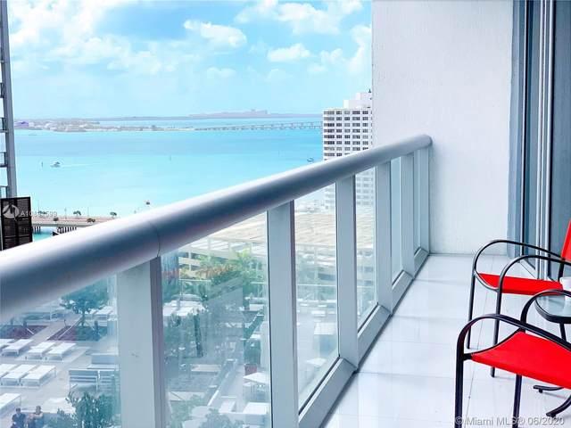 485 Brickell Ave #1801, Miami, FL 33131 (MLS #A10881599) :: Castelli Real Estate Services