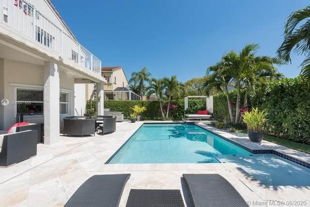 15628 SW 16th St, Pembroke Pines, FL 33027 (MLS #A10881655) :: Castelli Real Estate Services