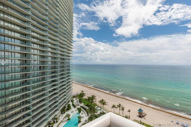 18911 Collins Ave #2002, Sunny Isles Beach, FL 33160 (MLS #A10881659) :: Berkshire Hathaway HomeServices EWM Realty
