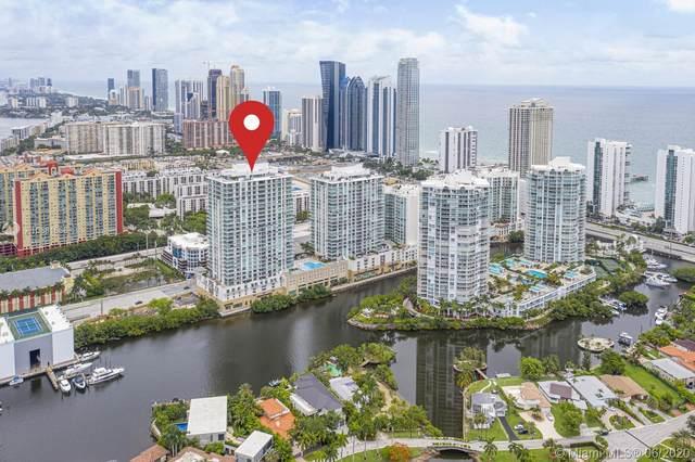 330 Sunny Isles Blvd 5-2303, Sunny Isles Beach, FL 33160 (MLS #A10881666) :: The Riley Smith Group
