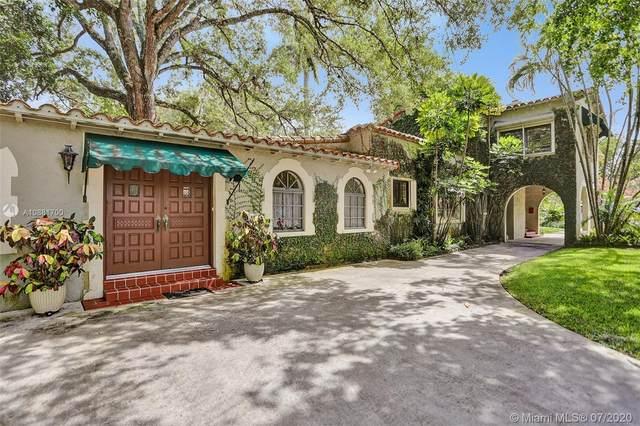 1603 Granada Blvd, Coral Gables, FL 33134 (MLS #A10881700) :: The Riley Smith Group