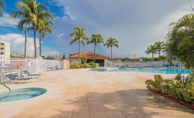 8185 NW 7th St #305, Miami, FL 33126 (MLS #A10881707) :: Berkshire Hathaway HomeServices EWM Realty