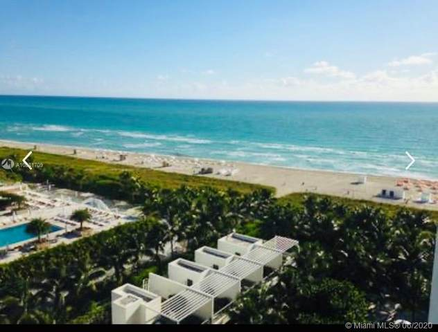 2201 Collins Ave #1113, Miami Beach, FL 33139 (MLS #A10881709) :: Berkshire Hathaway HomeServices EWM Realty