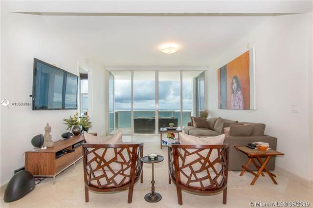 18101 Collins Ave #1207, Sunny Isles Beach, FL 33160 (MLS #A10882748) :: Prestige Realty Group