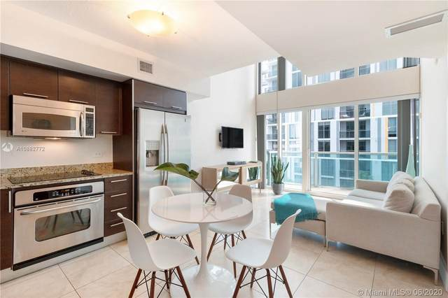 41 SE 5th St #408, Miami, FL 33131 (MLS #A10882772) :: Ray De Leon with One Sotheby's International Realty
