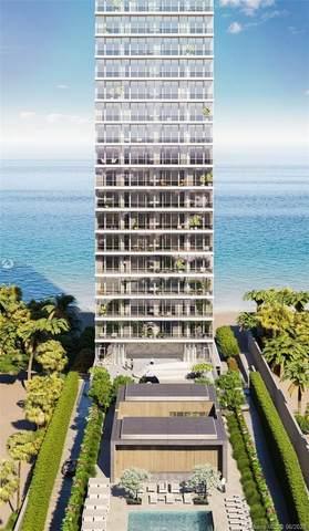2000 S Ocean Drive 10A, Hallandale Beach, FL 33009 (MLS #A10882841) :: Carole Smith Real Estate Team