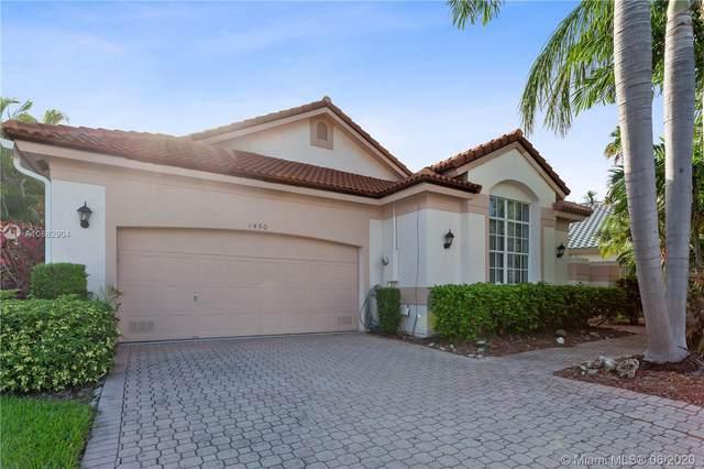 1450 W Lacosta Dr W, Pembroke Pines, FL 33027 (MLS #A10882904) :: Castelli Real Estate Services