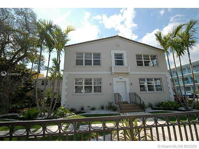 950 Pennsylvania Ave E1, Miami Beach, FL 33139 (MLS #A10882959) :: Jo-Ann Forster Team
