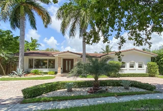 13100 Keystone Ter, North Miami, FL 33181 (MLS #A10883015) :: Albert Garcia Team