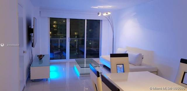19370 Collins Ave #806, Sunny Isles Beach, FL 33160 (MLS #A10883057) :: The Riley Smith Group