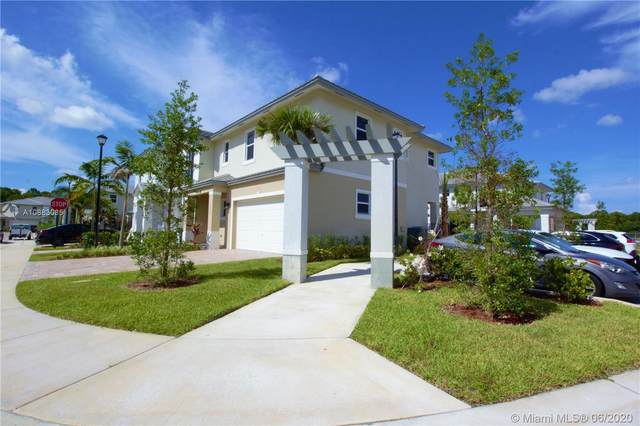6990 Pines Cir #6990, Coconut Creek, FL 33073 (MLS #A10883085) :: Berkshire Hathaway HomeServices EWM Realty