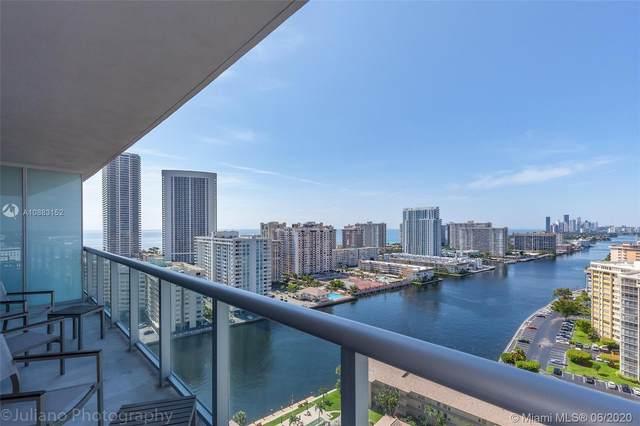2602 SE Hallandale Beach Blvd R2109, Hallandale Beach, FL 33009 (MLS #A10883152) :: Green Realty Properties