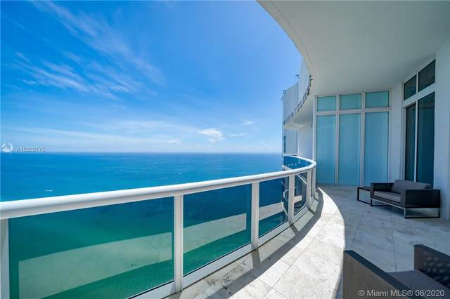 15811 Collins Ave #4303, Sunny Isles Beach, FL 33160 (MLS #A10883175) :: Berkshire Hathaway HomeServices EWM Realty