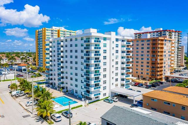 1701 S Ocean Dr #202, Hollywood, FL 33019 (MLS #A10883252) :: Ray De Leon with One Sotheby's International Realty
