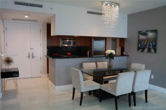 901 Brickell Key Blvd #1602, Miami, FL 33131 (MLS #A10883290) :: Patty Accorto Team